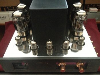 MEIXING MC-88 Lambalı Amplifikatör